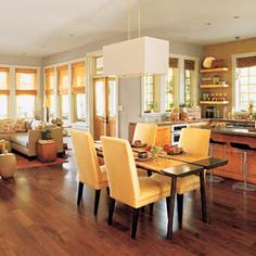 Photo: Laurey Glenn | thisoldhouse.com | from How to Protect Wood Floors