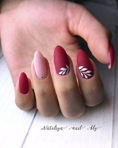 New nails diy red nailart 62 Ideas Manicure Nail Designs, Diy Nails, Cute Nails, Manicure Ideas, Elegant Nails, Stylish Nails, Trendy Nails, Nagel Bling, Luxury Nails