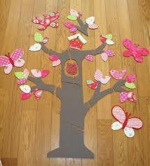 esprit vlinders pastel roze gordijnstof gordijnstoffen 4306-04, Deco ideeën