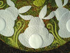 Honey Bunny Applique Quilt Pattern PDF | Craftsy