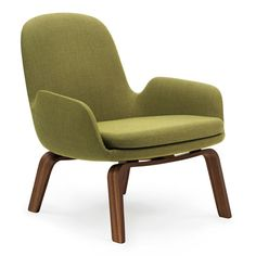 Era Lounge Chair Low - Olive
