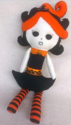 Sabrina the Misfit Doll by MsBittyKnacks on Etsy, $27.00