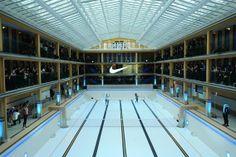 Paris, piscine Molitor