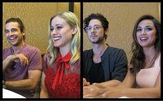 SDCC 2016: elenco de The Magicians comenta futuro de Quentin e Alice - http://popseries.com.br/2016/08/30/the-magicians-2-temporada-entrevista/