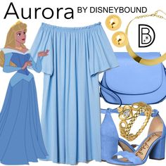 Welcome to the OFFICIAL website! DisneyBound is meant to be inspiration for you to pull together your own outfits which work for your body and wallet whether from your closet or local mall. As to Disney artwork/properties: ©Disney Princess Inspired Outfits, Disney Princess Outfits, Character Inspired Outfits, Disney Outfits, Disney Clothes, Disney Dresses, Sleeping Beauty Outfit Ideas, Disney Sleeping Beauty, Disneybound Outfits