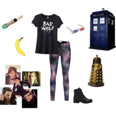 Doctor Who Fandom Outfit