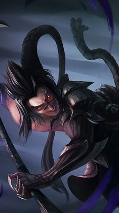 Kayn LoL HD Mobile, Smartphone and PC, Desktop, Laptop wallpaper resolutions. League Of Legends Characters, Lol League Of Legends, Wallpaper Backgrounds, Laptop Wallpaper, Wallpapers, Liga Legend, Art Eras, Go Game, Heaven On Earth