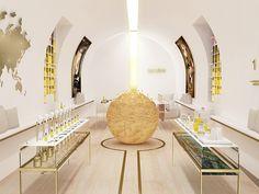 3D boutique spa - Nouvelle identité Retail - Décléor - design by LEONARD EL ZEIN - 2015 - http://www.leonardelzein.com/nouveau-look-decleor/