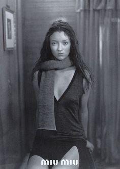 Miu Miu ad, fall 1997