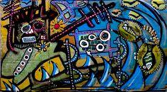 Resultado de imagem para jean-michel basquiat obras