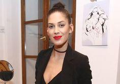 Aneta Vignerová Chokers, Celebrity, Fashion, Moda, Fashion Styles, Celebs, Fashion Illustrations, Famous People