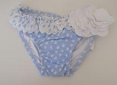 Celeste star baby girl bikini bottoms