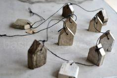 Fa ház (nyaklánc) - Anya