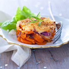 Gratin de carottes confites au parmesan - http://www.cuisineetvinsdefrance.com/,gratin-de-carottes-confites-au-parmesan,29436.asp