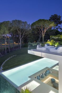 Architecture Jutta Hoehn - Quinta do Lago Golf Leste 19 Algarve, Golf, Architecture, Outdoor Decor, Home Decor, Townhouse, Arquitetura, Decoration Home, Room Decor