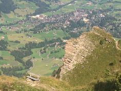 Come up, slow down... Enjoy the view of Gstaad