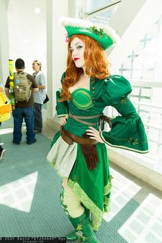 Pirate Poison Ivy
