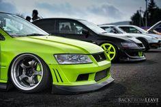 Lime Green Evo