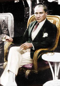 Mustafa Kemal Atatürk <3