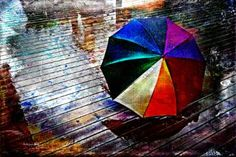 "Saatchi Art Artist Randi Grace Nilsberg; Photography, ""It's Raining AGAIN"" #art"