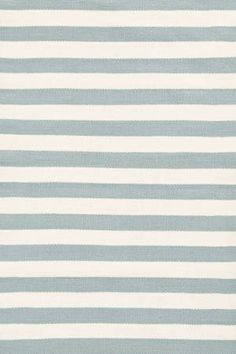 Trimaran Stripe Light Blue/Ivory Indoor/Outdoor Rug Rugs (6-Sizes)