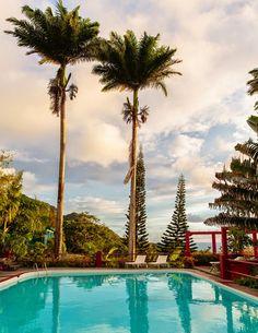 Golden Rock Inn Nevis