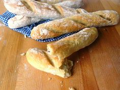 THERMOMIX: Baguete
