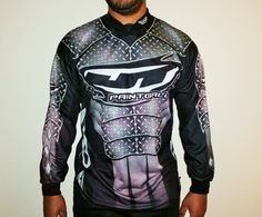 Vintage Cyber Health Goth Black Motocross Jersey by VaporVision Rip and roar like a hell hound in this dark motocross jersey  #motocross #healthgoth #jersey #athleticfashion