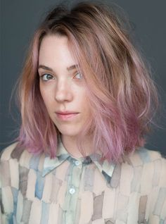 """These Hair-Color Trends Are Going To Be Huge #refinery29  http://www.refinery29.com/hair-coloring-techniques-terminology#slide-9  RootingForget everything bad you've ever heard about roots — the modern colorist knows that roots are actually an under-the-radar way to make your color look on-point. At least, that's the theory behind rooting, a technique colorist Kari Hill has been using at <a href=""""http://mechesalonblog.com/"""" rel=""""nofoll..."""