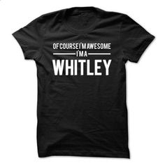 Team Whitley - Limited Edition - #shirt for women #statement tee. SIMILAR ITEMS => https://www.sunfrog.com/Names/Team-Whitley--Limited-Edition-zobap.html?68278