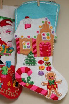Gingerbread House Stocking by TaDa! Creations photo Stockings009_zpsf9ba9ea6.jpg