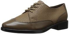Aerosoles Women's Accomplishment Oxford ** Check out this great product. (This is an affiliate link) Oxford Sneakers, Women Oxford Shoes, High Shoes, Cheap Shoes Online, Silver Shoes, Partner, Casual Shoes, Fashion Shoes, Dress Shoes