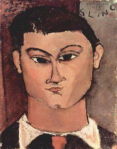 Kisling según Modigliani (1915). 3 Minutos de Arte.