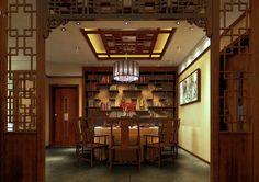 Chinese Interior Design | Oriental Design Of Classic Asian