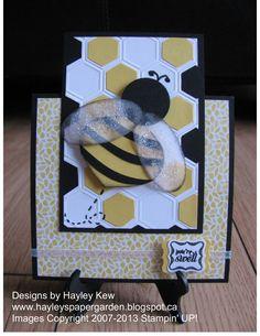 Hayley's Paper Garden - Bee