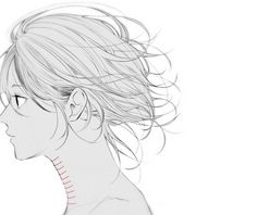 Juuzou Suzuya white haired by Oldriver_0222 [ Repin?] —hope you enjoy @DaraenSuzu