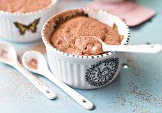 Musse fácil de Nutella