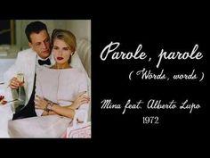 Parole Parole (English Translation) - YouTube