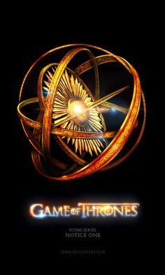 Game of Thrones by Jie Feng