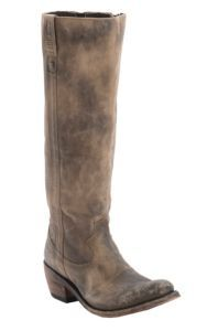 Liberty Black® Ladies America Distressed Tan Round Toe Tall Western Fashion Boots   Cavender's