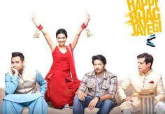 The Global News: Happy Bhag Jayegi Full HD Bollywood Movie -2016 | ...
