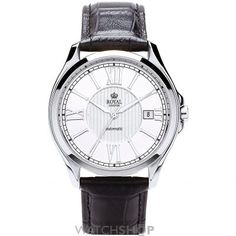 Mens Royal London Westminster Automatic Watch 41152-01