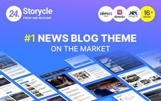 Grab Thousands of Excellent Possibilities with 24.Storycle WordPress Website Template for Blogging For those who have been always dreaming about the all-in-one multipurpose news and blog theme, there is a special offer. Meet the 24.Storycle that can satisfy all your needs and even more. Do you want to be aware of each impressive feature of this WordPress website template for blogging? Then you are in the right place. Funky Rugs, Pricing Table, First Website, Wordpress Template, Premium Wordpress Themes, Web Design Inspiration, News Blog, Website Template, Templates