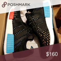 Adidas NMD R1 Multicolor (RARE) ❗️READ BELOW❗️ - I have various sizes in each shoe. All Deadstock (brand new) authentic sneakers. If you'd like additional pictures in your specific size or to check availability please contact me by my phone number which is (917) 341-1595. If you're serious about buying a shoe text me an offer and we'll talk about it. NO TRADES. - Beware of other Poshers as they have been scamming people. I'm a legit seller. Giving the best deals. If you want to bundle shoes…