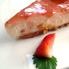 Receta de Tarta de queso y cuajada
