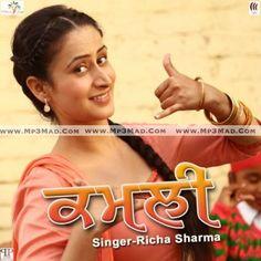 Kamli (Gelo) Is The Single Track By Singer Richa Sharma.