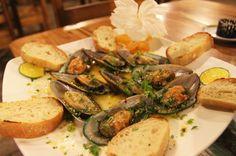 sobre las olas mussels   - Costa Rica