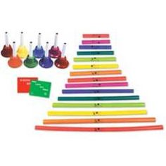BELLS, BOOMWHACKERS, &  BELL SONGS! Set