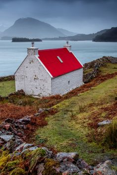 Room with a View on the Applecross road near Kenmore in Scotland by Paul Byrne on 500px