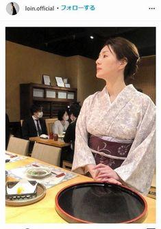 Kimono Fashion, Beauty Women, Idol, Sari, Actresses, Haruka, Kimono Style, Instagram, Saree